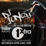 DJ Jonezy - BBC Radio 1Xtra Club Sloth House Mix October 2014