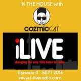 In The House With Cozmic Cat Sept 2016