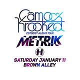 Metrik / Camo & Krooked Gig Jan 2014