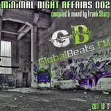 MINIMAL NIGHT AFFAIRS 002 with FRANK SHARP