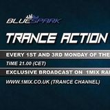 Dj Bluespark - Trance Action #366