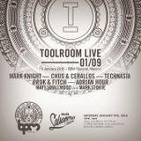 Technasia @ Toolroom Live, Salsanera (BPM Festival 2016)