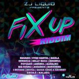 Various Artists- FIX UP RIDDIM Mix 2015 By DJ isnak (MATINIK SOUND)-(ZJ LIQUID)