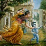 Krishna West Chapel Hill - H.D.Goswami Damodarastakam