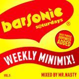 Barsonic Minimix by Mr.Nasty Vol.5