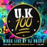 DJ KRISIS - UK 100