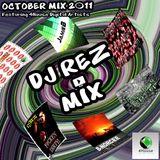 4House Digital October 2011 (DjRez Mix)