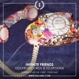 Infinite Friends w/Dolfin Records & Ed Spoons 21/01/18