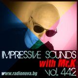 Mr.K Impressive Sounds Radio Nova vol.442 part 1  (26.07.2016)