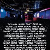 Frank Savio @ U60311 Out Of Space NYE | Karlson, FFM (02-01-16) Live Recording