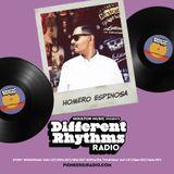 Moulton Music pres Different Rhythms #020 - Homero Espinosa