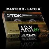 Massimo Cadamuro - Master 3 (1988-1989)  Tdk ar-x60 lato A