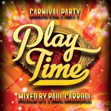 PLAY TIME - August 2017 Mix CD