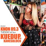 KuedUp on Kanesblock - Jan 2016 - vol. 4