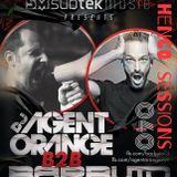 HENCO Sessions 040 Agent Orange B2B Barbuto (Live Mix)
