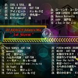"DJ ARASUN Johnny's Mix ""1st Storm"""