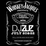 DJ Zuz Live From Whiskey Jacques 7-20-14 #1