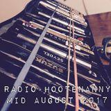 Radio Hootenanny Mid Aug - BSR