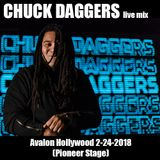 Chuck Daggers live @ Avalon Hollywood
