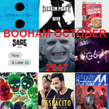 BOOHAM - PARTY MIX 2017 OCTOBER GREAT HITS