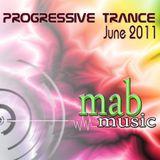 Progressive Trance June 2011 MABmusic