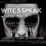 wi┼c̨̫5speak.t̯͖̥͈̲apes vol 5͓̬ͅ wḙd march 1 midnight̯͖̥͈̲ Mass 666