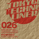 Tokyo Techno Liner EP026 - HOWAKO : Analogic Percentage 8-89