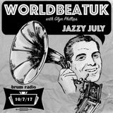 WorldBeatUK with Glyn Phillips - Jazzy July (10/07/2017)
