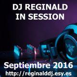 Dj Reginald - Session Septiembre 2016