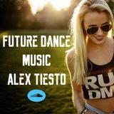 Alex Tiesto - Future Dance Show on 4 CDJs