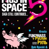 Live with Ruslan Rul (guitar) @Pigs in Space, Xlib Club Jan,16, 2009