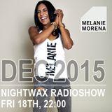 Melanie Morena Nightwax December Mix 2015