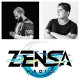 AL Sharif Presents 'Zensa Radio' Episode 1 (Erick T Guest Mix)