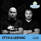 [2019_07_26] LeeMac & Styx live from Sázavafest 2019 closing set