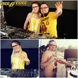Piet Norman & Frederie - Live @ BeeFree 2014 (House Stage)