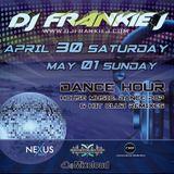 Dance Hour April 30th 2016 Week #18 - DJ Frankie J