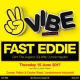 Fast Eddie Live at at the Club Vibe Reunion - 20 November 2012 (Retro Cafe)