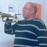Bugler Bobby Crick