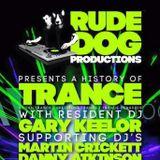 RudeDog Productions Presents 'A History of Trance' at The Bronx - Carlisle (27-3-2016)