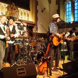 Interview between Gary Jon and The Jar Family on 25th April 2015 at Lichfield Guild Hall