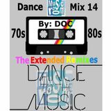The Music Room's Dance Mix 14 (70s & 80s) - The Extended Remixes (11.25.15)