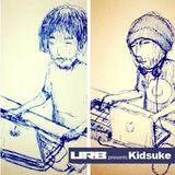 Kidsuke aka Kidkanevil & Daisuke Tanabe (Project Mooncircle) @ URB Podcasts Exclusive Mix (08.01.13)