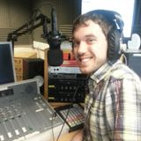 Callum Mitchell on 94.4FM Salford City Radio - 18th July 2013