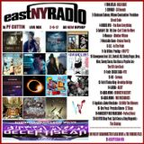East New York Radio 2-9-17 PF CUTTIN all new hiphop/Deceptisean mix