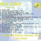 A&A Music pres. Vocal & Disco House Mix 03.2000)