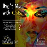 Don't Mess with Cats 05.05.2017 - One Wild Precious Life
