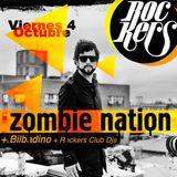Bilbadino DJ - Live @ ROCKERS Club, Warm Up ZOMBIE NATION (4 Oct 2013)