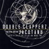 NOUS FM - Double Clapperz w/ Jacotanu Gest Mix - 9TH NOVEMBER 2015