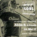 Absolut Soul Show /// 24.05.17 on SOULPOWERfm