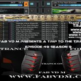 Fab vd M Presents A Trip To The Trance World Episode 49 Season 9